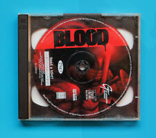 Blood Spill Some PC Computer CD Video Game by GT Interactive Good Condition