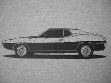 1972 AMC JAVELIN SST t-shirt, 1971, 1973