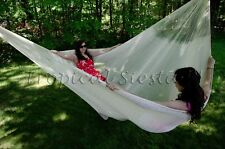 EXTRA LARGE COTTON Mexican Mayan HAMMOCK BED- Handwoven & Authentic from Yucatan