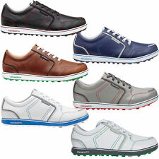 Ashworth Cardiff Golf Shoes ADC Mens NEW!