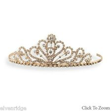 Bridal Hair Fashion Tiara or Comb for Bride Maids Flower Girls MOTB