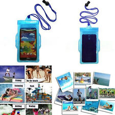 Universal Waterproof Pouch Dry Bag Case Cover for Samsung Note3 2 S5 S4 Phone