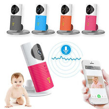Smart APP Control Wireless IP Camera Baby Pet Care Monitor Home Security WIFI