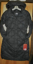 THE NORTH FACE WOMENS MISS METRO DOWN PARKA- COAT- JACKET - BLACK- S,M,L,XL-NEW
