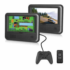 RCA Double Play Mobile DVD System W Bonus Game Controller & Game