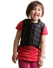 Kids Horse Riding Equestrian Body Protector Safety Eventer Vest Protective Child