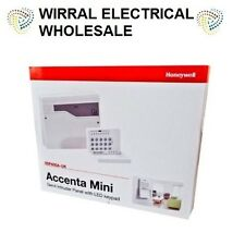 Honeywell ADE Accenta 8SP400A-UK Mini G4 with LED RKP Alarm Panel