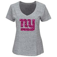 New York Giants NY Pink Logo Short Sleeve Tee