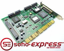 ADAPTEC EISA-TO-FAST SCSI HOST CONTROLLER ADAPTER CARD AHA-2742AT DUAL-CHANNEL