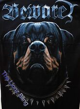 Urban Rottweiler Breed of Champion Beware Black Short Sleeve T-Shirt S or L
