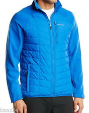 Craghoppers Men's Easby Insulated Fleece Jacket  Blue Size XL