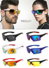 Sunglasses Casual Sports Fashion Women Redux Mirrored UV400 Eyewear Shades