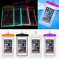 Transparent Waterproof Pouch Dry Bag Case Cover Touchscreen For iphone Samsung