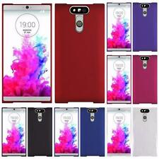 LG G5 Rubberized HARD Protector Case Snap On Phone Cover Accessory