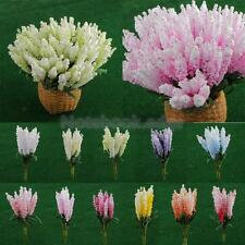 100Pcs Mini Lavender Petite Artificial PE Flowers Wedding Banquet Home Decor