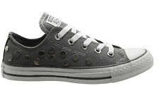 Converse CT AS Ox Low Top Unisex Mens Womens Light Grey Trainers (547297C d68)