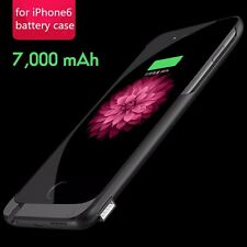 Rechargeable Backup Power Case for iPhone 6 6S Plus External Battery Charger