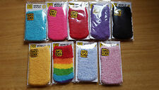 Mocks fluffy phone sock cover to fit Doro Easy  and Liberto phones