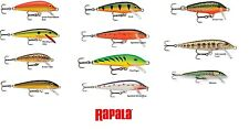 Rapala Original Floating Balsa Fishing Lures 9cm Various Colours Best Selling