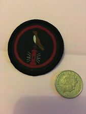 Girl Guide UK Vintage Nightingale Patrol Cloth Badges Rare to be NEW