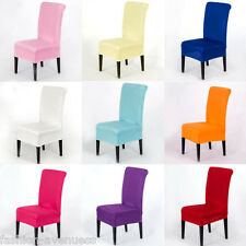 1Pc Seat Covers Bar Dining Home Chair Cover Hotel Restaurant Wedding Party Decor