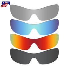 MRY POLARIZED Sunglass Lens Replacement For-Oakley Antix - 4 Option Colors