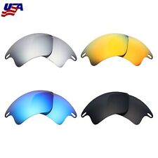 MRY POLARIZED Sunglass Lens Replacement For-Oakley Fast Jacket XL - 4 Colors