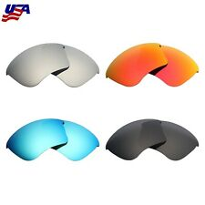 MRY POLARIZED Sunglass Lens Replacement For-Oakley Half Jacket XLJ -4 Colors