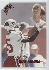 1998 Playoff Absolute Retail Red #137 Rob Moore Arizona Cardinals Card 0c0