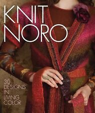 Sale KNIT NORO  DESIGNS [9781936096152] -30 Designs  WILLIAMS HC NEW ∆MRP $24.95