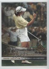2004 SP Authentic #90 Annika Sorenstam /2003 Golf Card 0q3