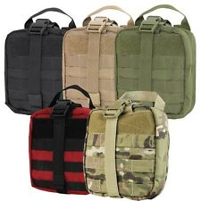 Condor Outdoor Tactical EMT MOLLE Rip Away Medic First Aid Tool Pouch Holster