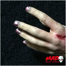 SCARY Severed Realistic Zombie Hand - Halloween Decorations/Prop Horror CREEPY