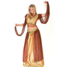 Adult Sexy Belly Dancer Girl Costume