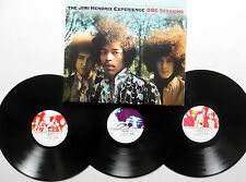 JIMI HENDRIX EXPERIENCE 3xLP Set BBC Sessions 180g Sony Legacy PSYCH ROCK sm306