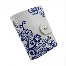 ID Credit Card Creative Box Leather Business Card Case Hot Holder Gift