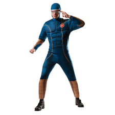 Cyclops Adult Costume X-Men Superhero Body Suit Mens Marvel Comics Movie New