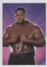 1998 Comic Images WWF Superstarz #25 Mark Henry Rookie Wrestling Card 0w6