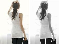 Bottoming Vest Cami Tank Tops Sleeveless T-Shirt Sexy  Camisole