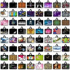 """9"""" 10"""" 10.1"""" 10.2"""" Laptop Netbook Notebook Tablet PC Sleeve Bag Case Carry Cover"""