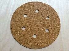 150mm 6 Hole Sanding Discs Velcro Hook and Loop - Various Grits Available