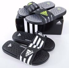 NEW Adidas Mens Adissage SUPERCLOUD Slide Retro Sandal Shoe Size 8/9/10 Black