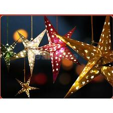 2017 Xmas String Hanging Star Christmas Party Decoration Christmas Tree Ornament