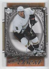 2007-08 Upper Deck NHL's Best #B11 Teemu Selanne Hockey Card a9k