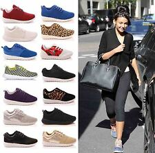 LADIES WOMENS TRAINERS GYM JOGGING SPORTS RUNNING CASUAL PUMPS SHOES SIZE 345678