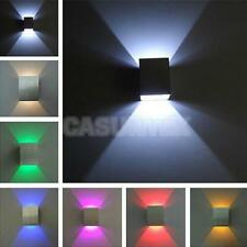 Modern LED Up Down Wall Sconce Lamp Light Porch Walkway Ceiling Lighting Pick