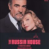 The Russia House by Jerry Goldsmith (CD, Dec-1990, MCA (USA))