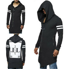 2016 Mens Warm Hoodie Hooded Long Sleeve Sweatshirt Tops Jacket Coat Outwear j
