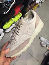 Saucony Jazz 91 Denim OFF white Tan Men SIzes