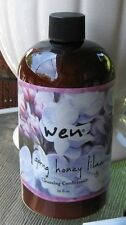 WEN SPRING HONEY LILAC CLEANSING CONDITIONER 16 OZ. WITH PUMP NEW SEALED